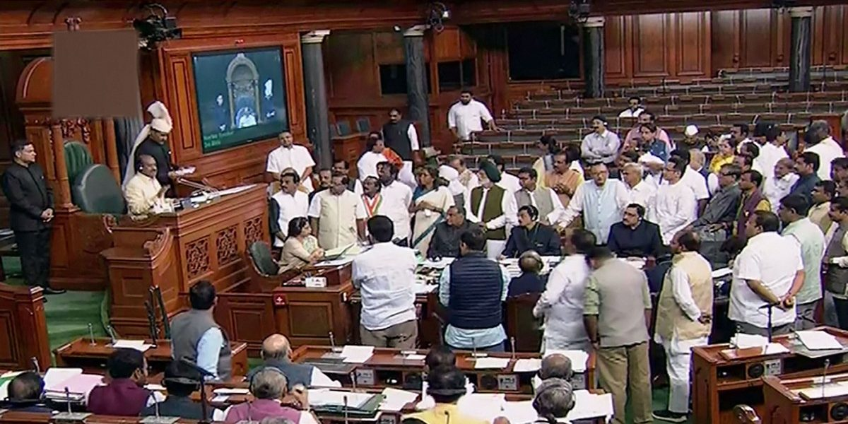 Farooq Abdullah's Absence Grows Conspicuous in Parliament