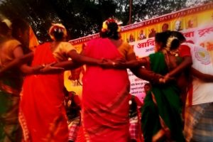 In Photos | Warli Adivasis Recall Birsa Munda in Fight to Save Aarey