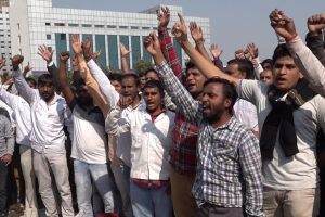Honda Workers' Protest Enters 16th Day, Over 3,000 Camp Outside Manesar Plant