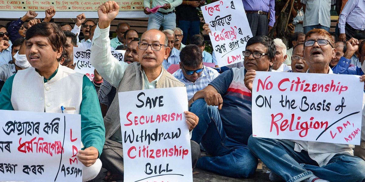 India's Cabinet okays Bill on religion-based citizenship