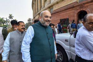 Rajya Sabha: Amit Shah Announces Govt's Intention to Conduct a Pan-India NRC