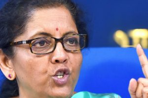State Finance Ministers Meet Sitharaman Over Delay in Release of GST Compensation