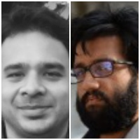 Kabir Agarwal and Anuj Srivas