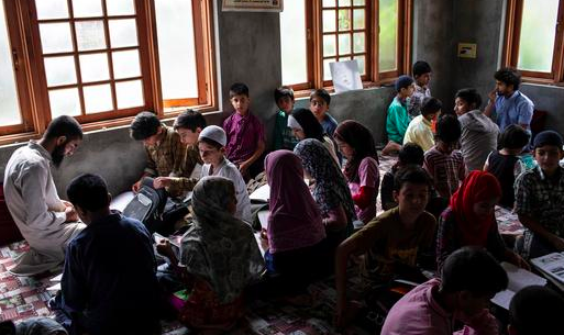 Without Internet, Kashmir's Doctoral Scholars Are Stumped for a Way Forward