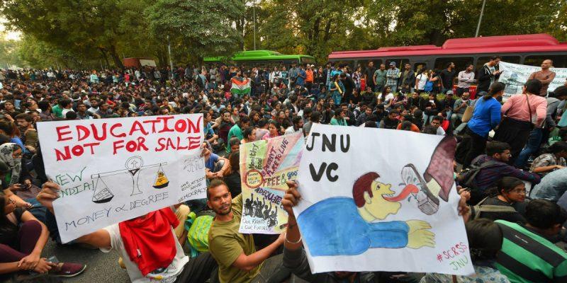 'Jasn-e-JNU': What Lies Behind the Calls to Dismantle Public University Education? - The Wire