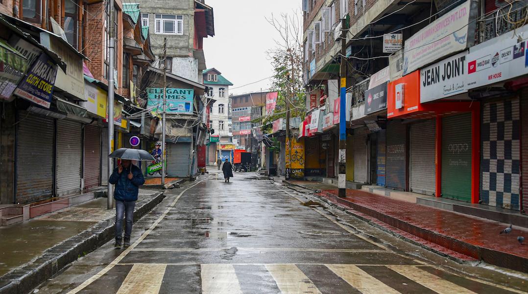 Humiliating Kashmiris to Polarise India on Religious Lines