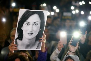 Net Closes on Daphne Caruana Galizia's Killers, Sending Powerful Signal of No Impunity