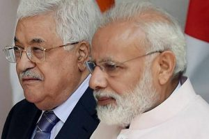 Narendra Modi Reiterates 'Strong Support for the Palestinian Cause'