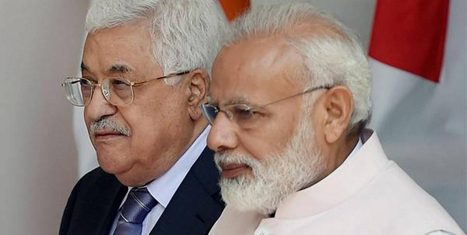 India reiterates its 'strong support' for Palestine, urges dialogue with Israel