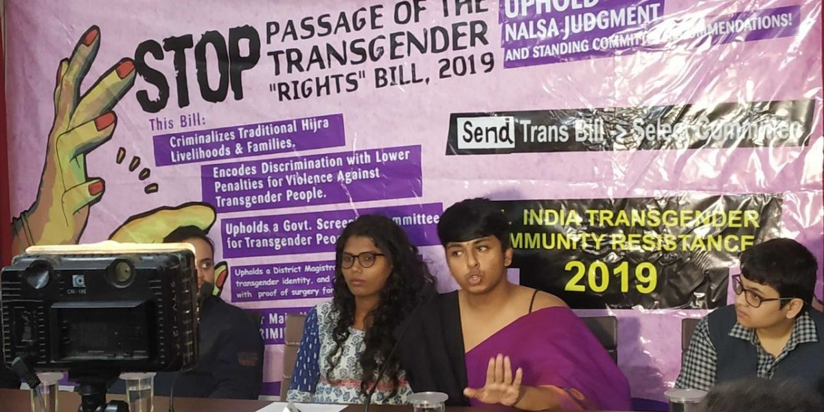 'Murder of Our Rights': Activists Urge President Kovind Not to Sign Trans Bill