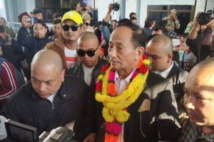 Manipur Police Suspects Assassination Plot Against Rebel Leader R.K. Meghen
