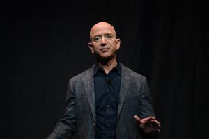 Amazon's Jeff Bezos Is in India, but He's Not Exactly Getting a Welcome Wagon
