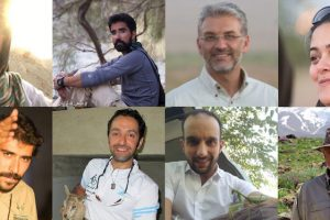 Iran Sentences 8 Conservationists Convicted of Spying