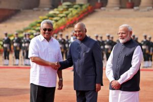 Gotabaya Visit: India, Sri Lanka Look for Common Ground in Security Cooperation