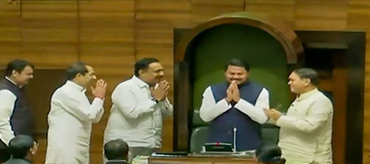 Maharashtra: Nana Patole of Congress Elected Speaker as BJP Nominee Withdraws