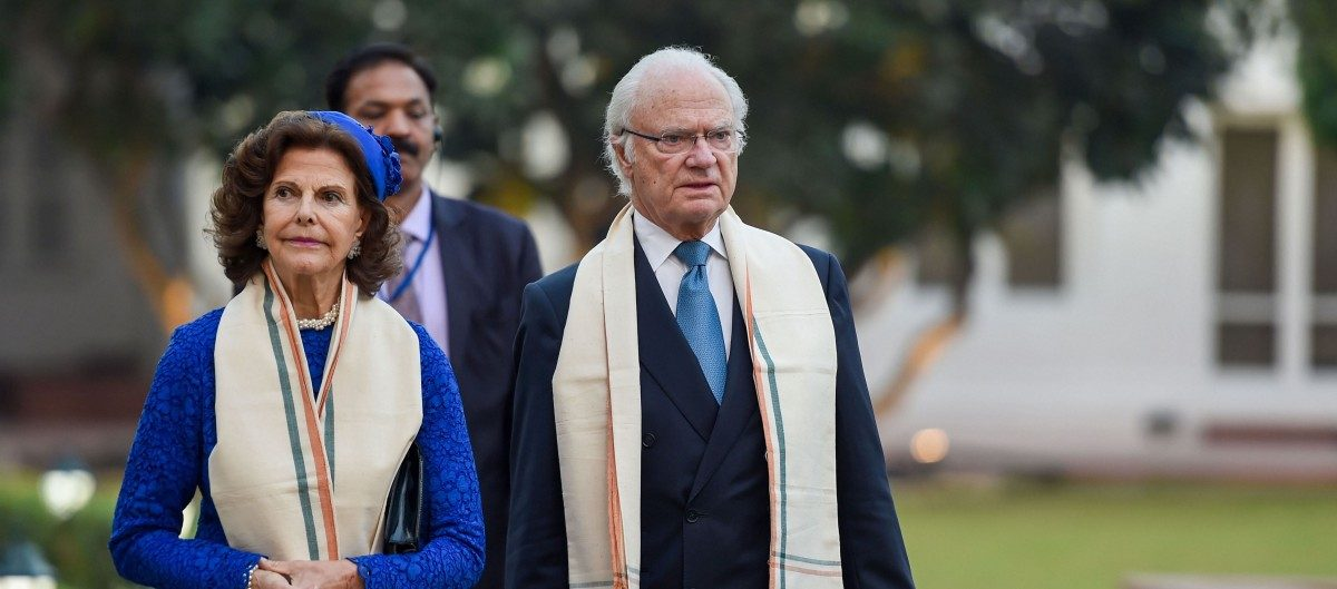 A Swedish Royal Visit, Fighter Jets and Stubble Burning