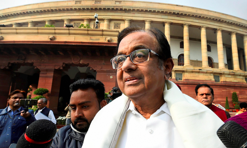 Chidambaram Calls Lockdown a 'Watershed Moment', Suggests 10-Point Plan