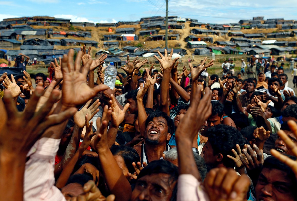 The Rohingya genocide case