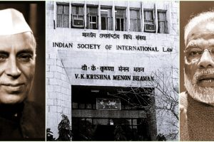 From Hope to Despair, Sixty Years of the Indian Society of International Law