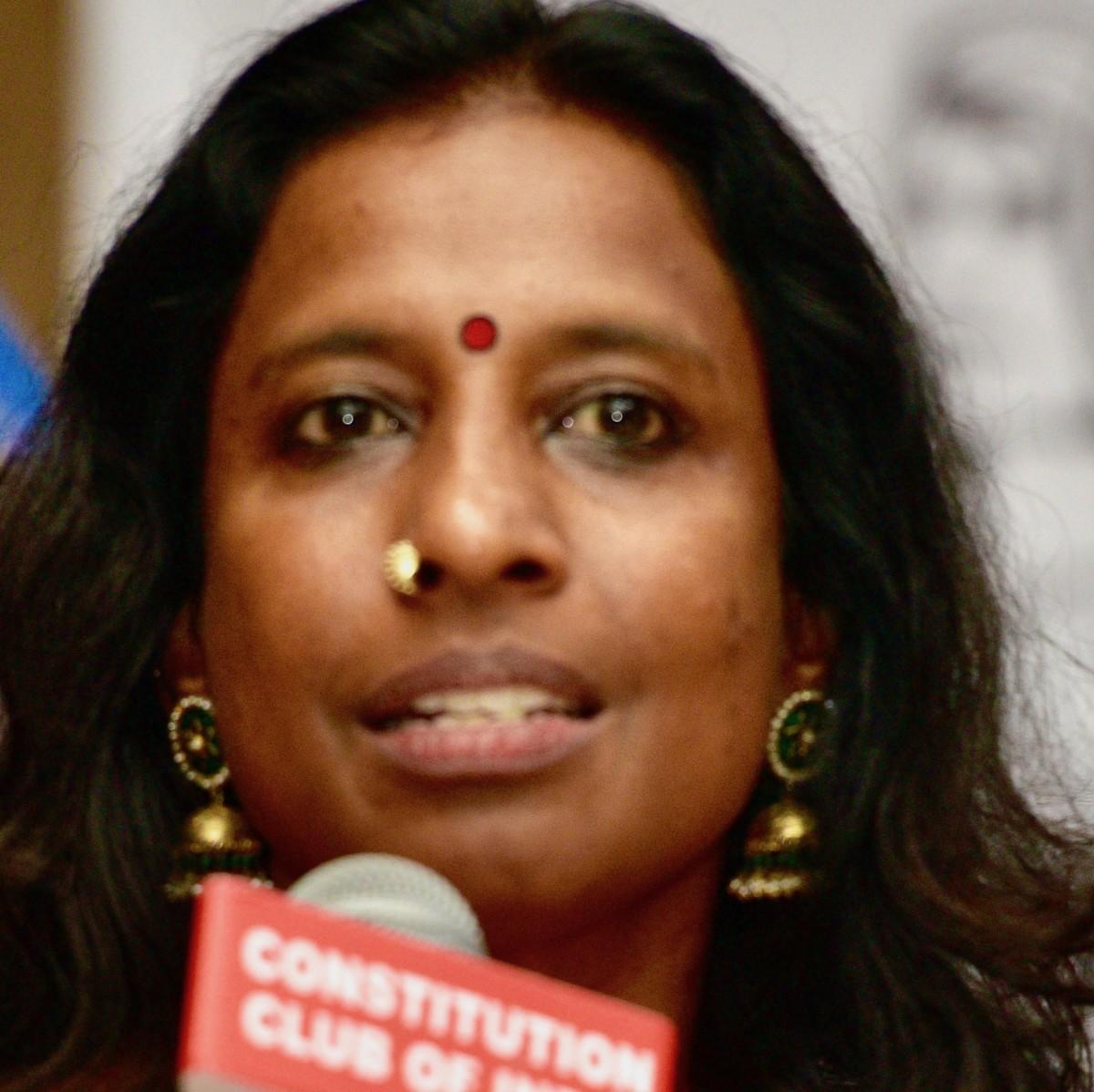 Tara Krishnaswamy