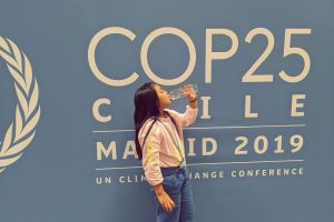 Eight-Year-Old Licypriya Kangujam Is Flying India's Flag at COP25