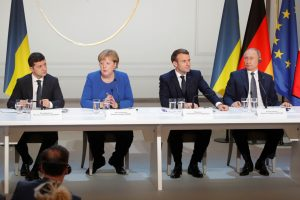 Russia, Ukraine Agree to Cease-Fire by Year-End at Paris Talks