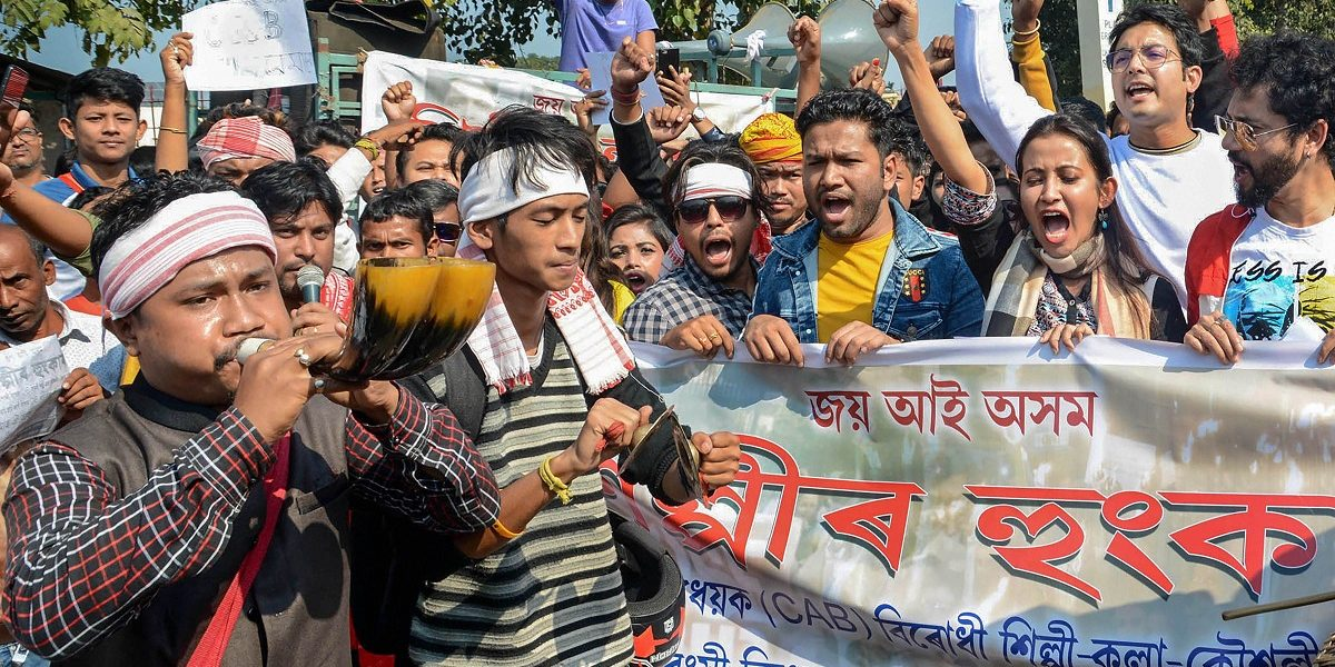 Protests over citizenship law reach India's West Bengal