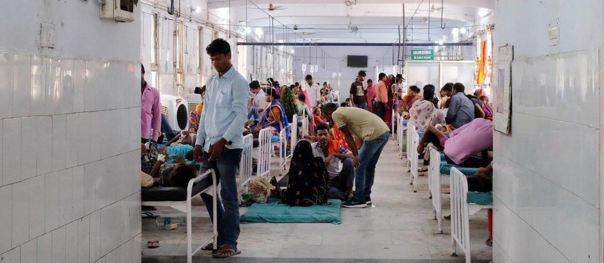 Water, Sanitation Can Systematically Prevent Antimicrobial Resistance in India