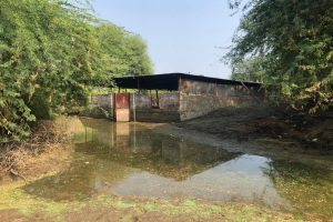 Near the Narmada, a Village Withers in the State's Blindspot