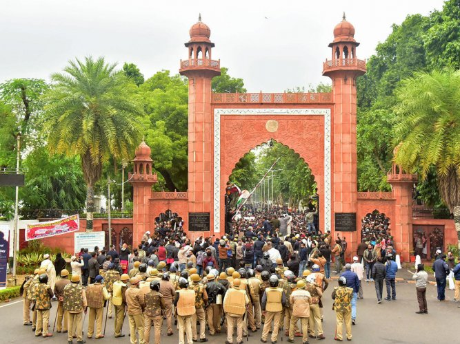 Allahabad HC Orders NHRC to Probe December Police Violence at AMU