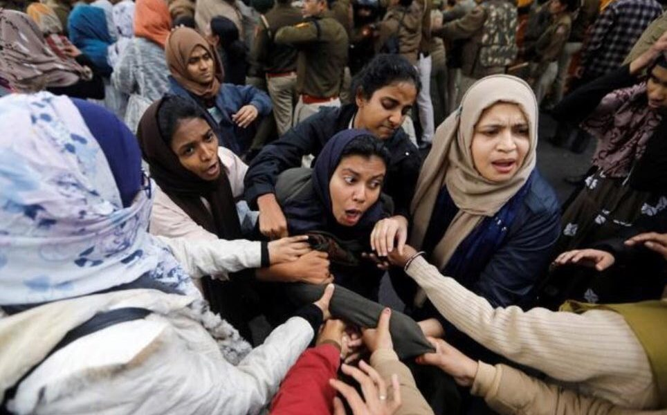 Students Across the Country Protest Police Violence in Jamia Millia