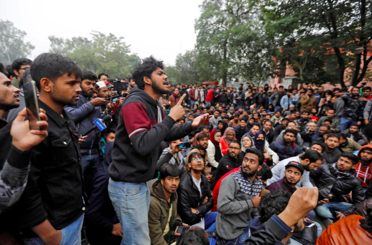 As BJP Plays With Fire, Campus Crackdown Gives Divided India Cause to Fight For