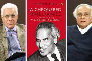 Watch: 'Nehru Should've Never Made V.K. Krishna Menon Defence Minister,' Says Jairam Ramesh