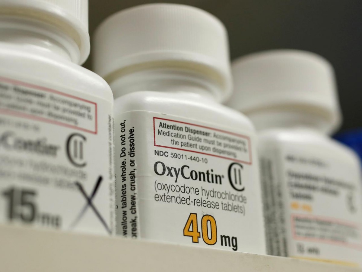 Purdue Pharma - transferred more than $10 billion in a decade from the OxyContin maker to its trusts and holding companies