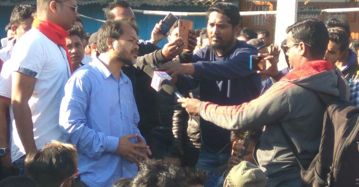 NIA Takes 2 Top Leaders of Akhil Gogoi's Organisation into Custody