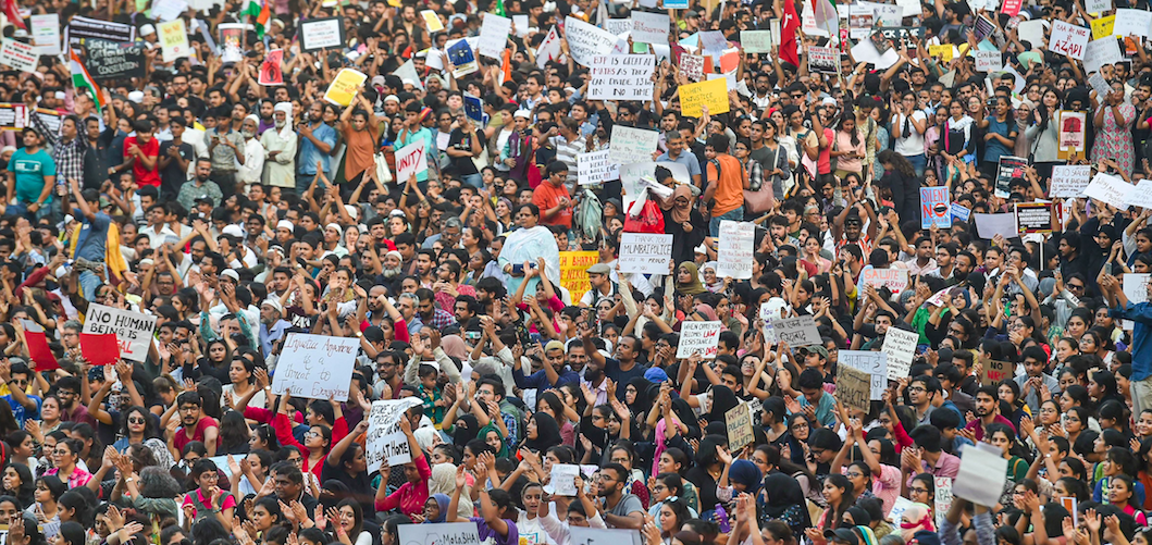 Debate: The Current Protests in India are a Training Ground for a Break With the Past
