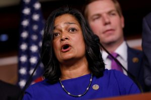 Indian-American Pramila Jayapal Elected As Chair of Congressional Progressive Caucus