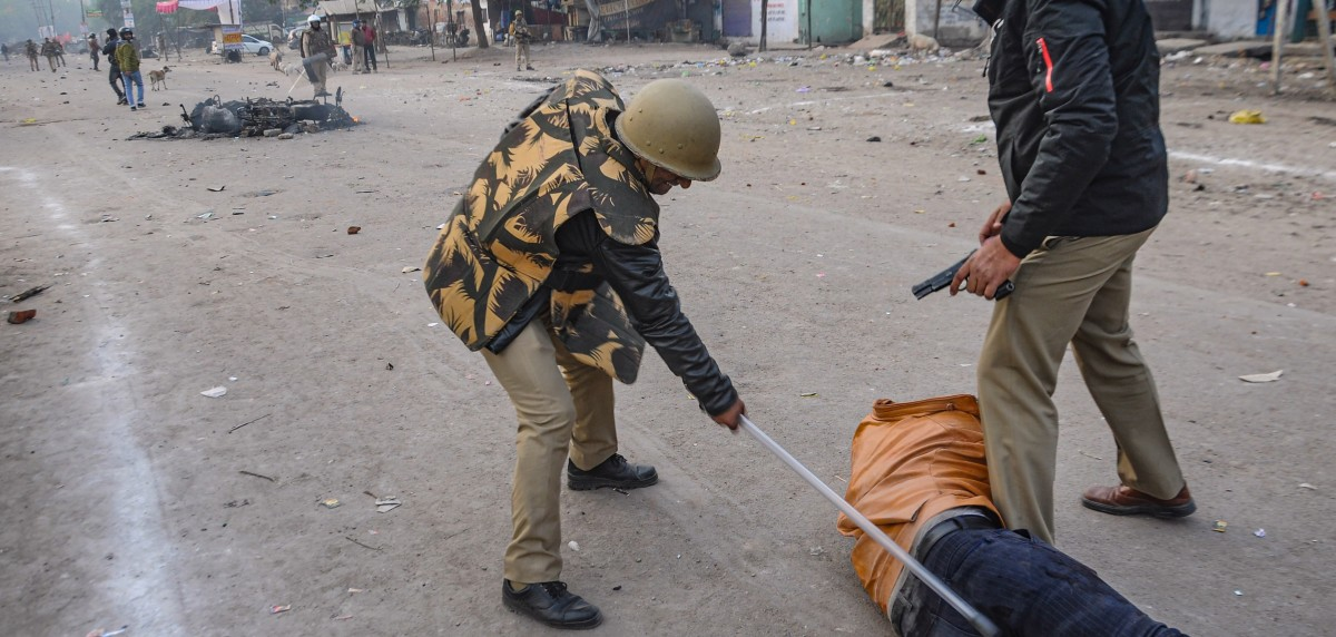 Anti-CAA Protests Reveal Torture Remains at the Heart of Indian Policing