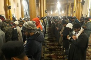 Prayers Allowed in Srinagar's Jamia Masjid for the First Time in 136 Days