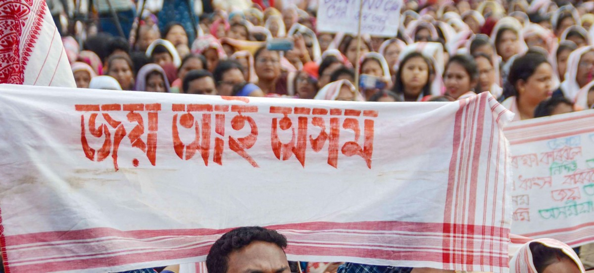 The Time Has Come For India to Recognise Why Assam Protests Against CAA