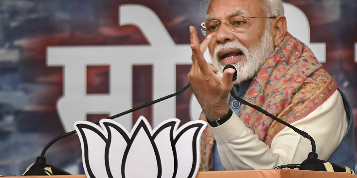 Opposition Peddling Lies on NRC, CAA, Says Modi, Then Dishes Out His Own Untruths