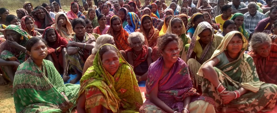 Uprooted Trees, Dubious Resolutions, Missing Compensation Herald Mine Project in Odisha
