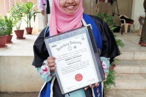 Gold Medallist Turned Away from Convocation Ceremony for 'Wearing Hijab' at Pondicherry U