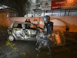 Daryaganj Violence: Court Seeks Delhi Police Response on Bail Pleas of 6 Accused