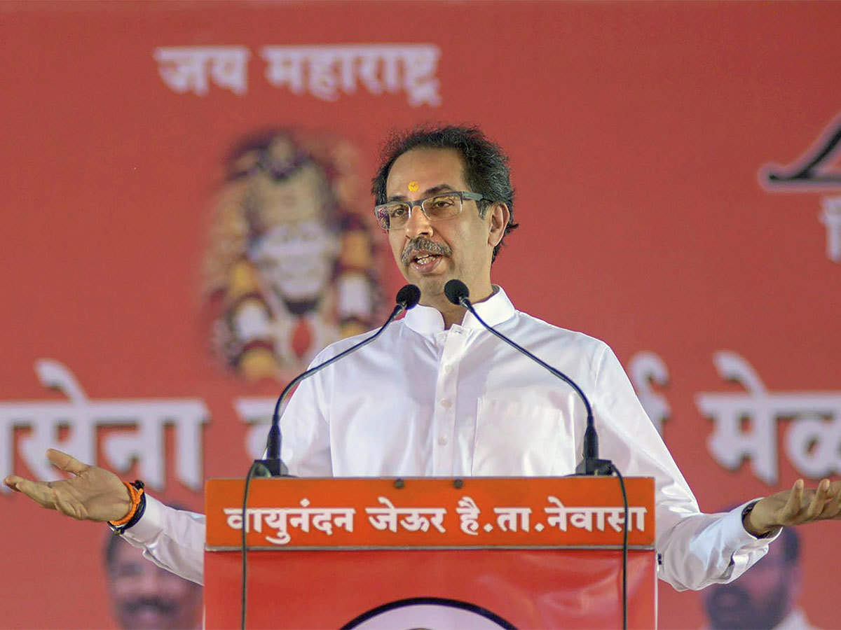 Thackeray's statement came a day after the Shiv Sena- led government formally approved a loan waiver scheme under which short-term crop loan up to Rs 2 lakh taken by farmers. Photo: PTI
