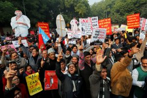 Delhi Police Is Now Using Facial Recognition Software to Screen 'Habitual Protestors'