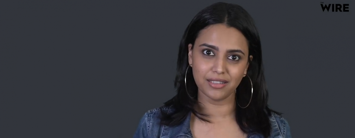 Watch   Swara Bhasker's Quick Guide to NRC-CAA