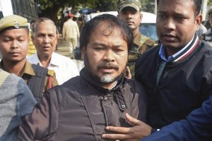 Akhil Gogoi Could Be Arrested Again, This Time in a New Case