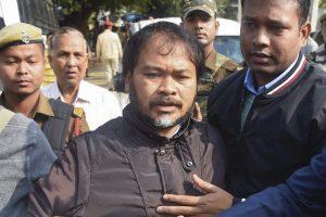 Akhil Gogoi to Hold 24-Hour Anti-CAA Dharna in Jail