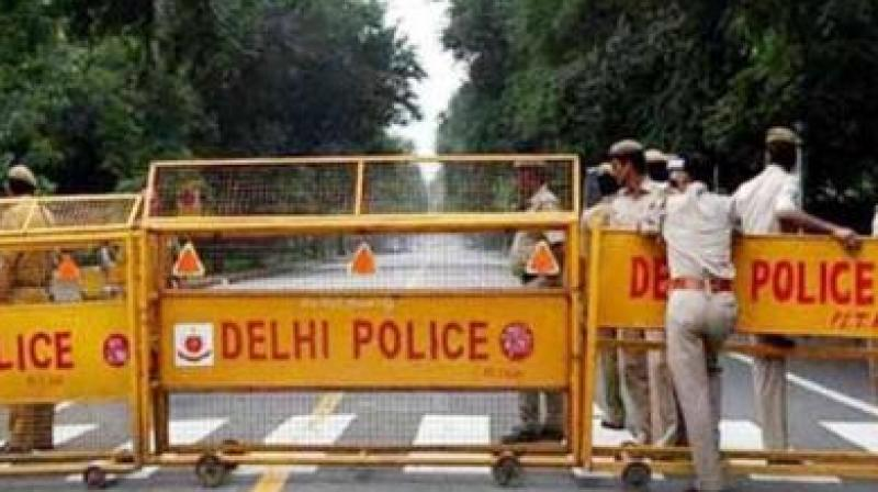 The Delhi Police has registered 10 criminal cases against those involved in rioting and arson during the Anti-CAA Protests. Photo: PTI